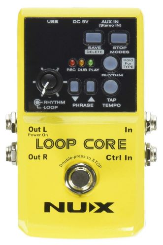 NUX Loop Core Guitar Effect Pedal