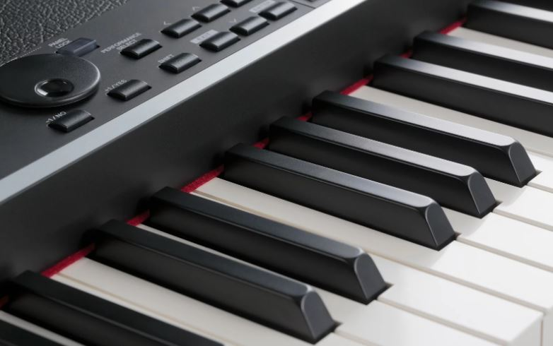 Action Keys Of Yamaha CP4