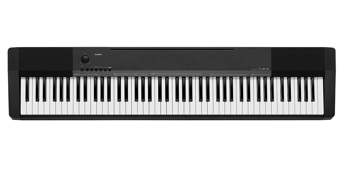 detailed review why casio cdp 135 is the only budget piano you need. Black Bedroom Furniture Sets. Home Design Ideas