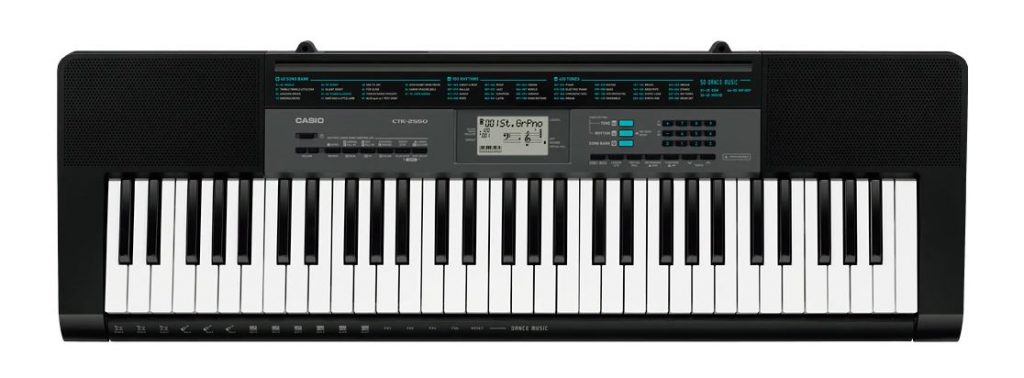 Casio CTK 2550 Review - One of The Best Under $100 Keyboard