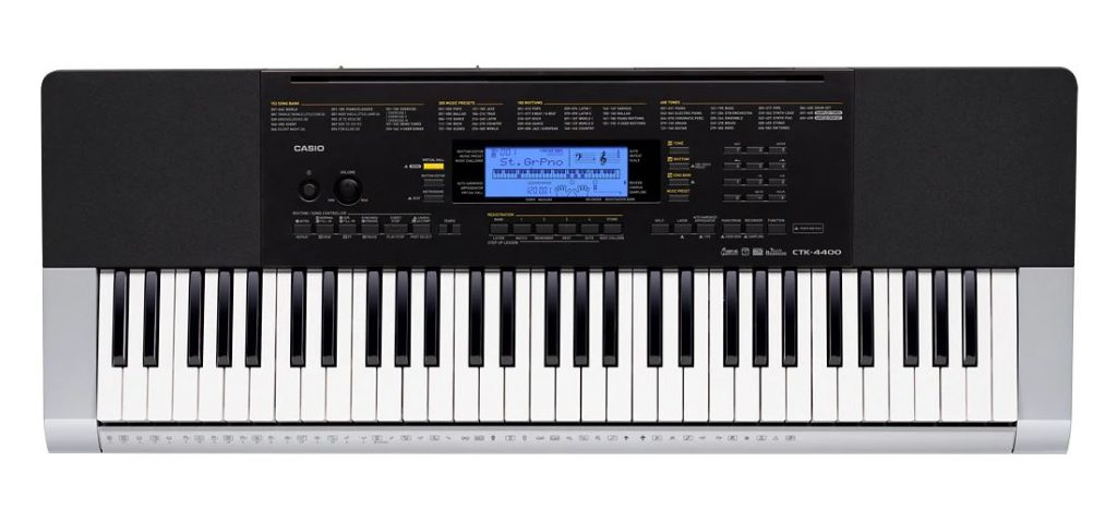 Casio CTK 4400 Review