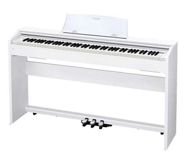 Casio Privia PX 770 Digital Piano In white Color