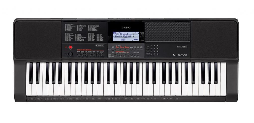 Casio CT X700 review