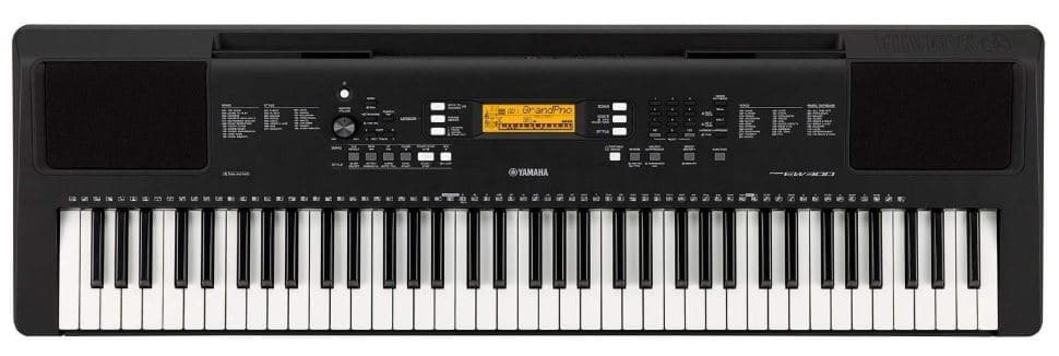 Yamaha PSR EW 300 Review