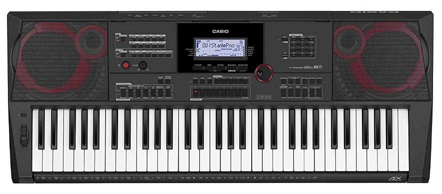 Casio CTX 5000 Review