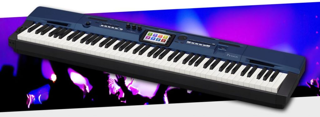 Casio Privia Pro PX-560 Digital Piano Review