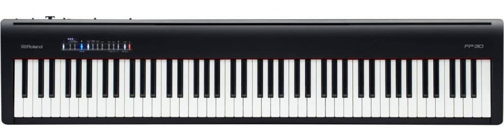 Roland FP 30 Digital Piano Review