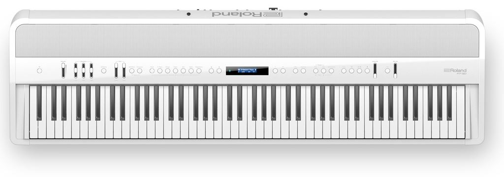 Roland FP 90 white color digital keyboard