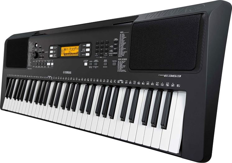 Yamaha PSR E363 Review Best Digital Piano For Beginner