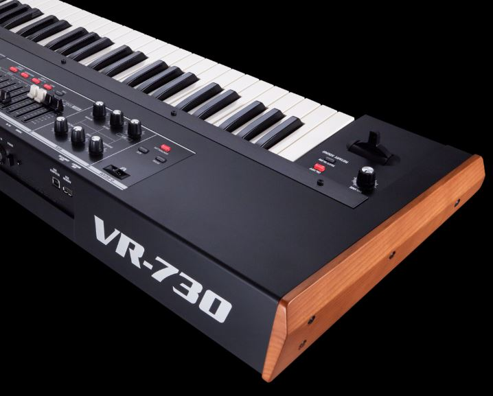 ROLAND VR-730 Review