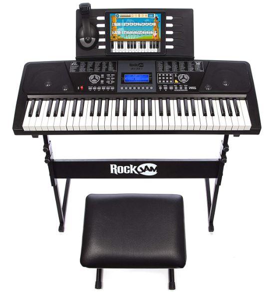 RockJam RJ561 and RJ5061 Keyboard Review