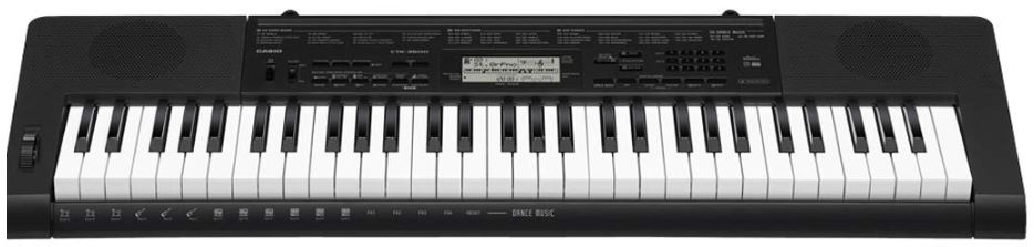 Casio CTK 2500 alternate option - Casio CTK 3500