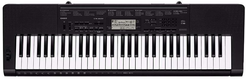 Casio CTK 4400 alternate option - Casio CTK 3500