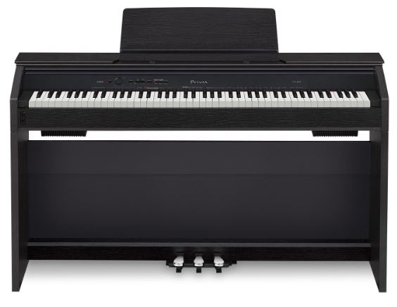 Casio PX 5S Alternate - Casio PX860 BK