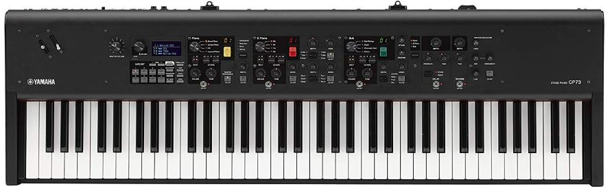 Yamaha CP 4 Stage Piano Alternative Option - Yamaha CP 73 and CP 88