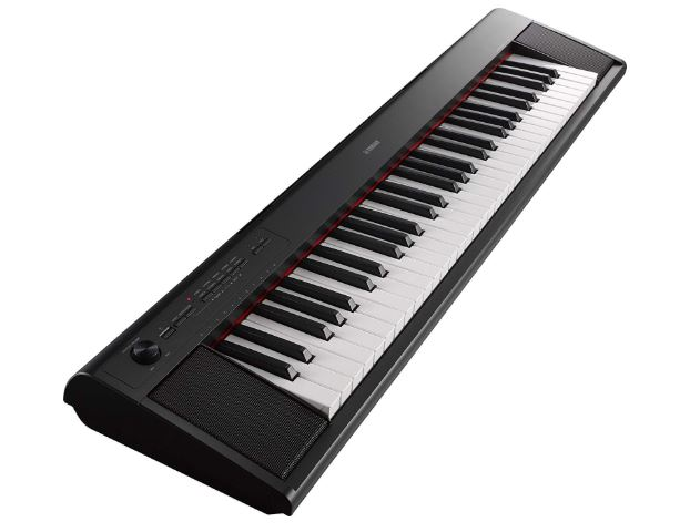 Yamaha NP12 61-Key Lightweight Portable Digital Piano - Keyboard
