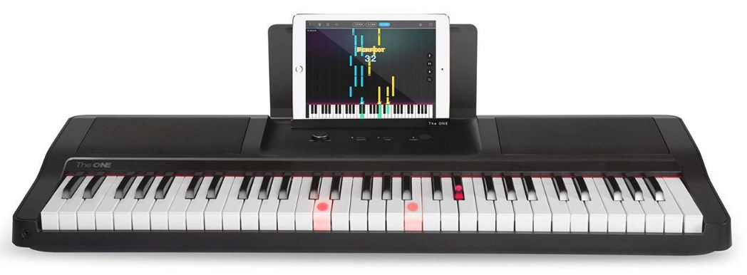Yamaha PSR EW 300 Alternative Option - The ONE Smart Piano Keyboard
