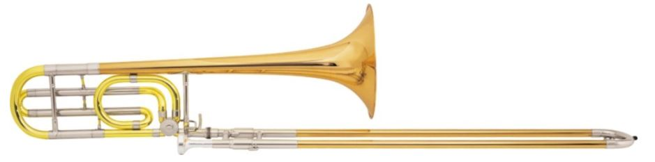 Conn 88H Symphony Series F Attachment Trombone