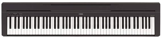 Yamaha P45, 88-Key Weighted Action Digital Piano