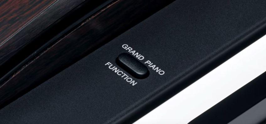 Yamaha YDP 103 Function Button