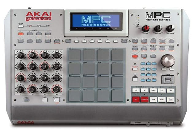 Akai Professional MPC Renaissance Drum Machine Above $1000