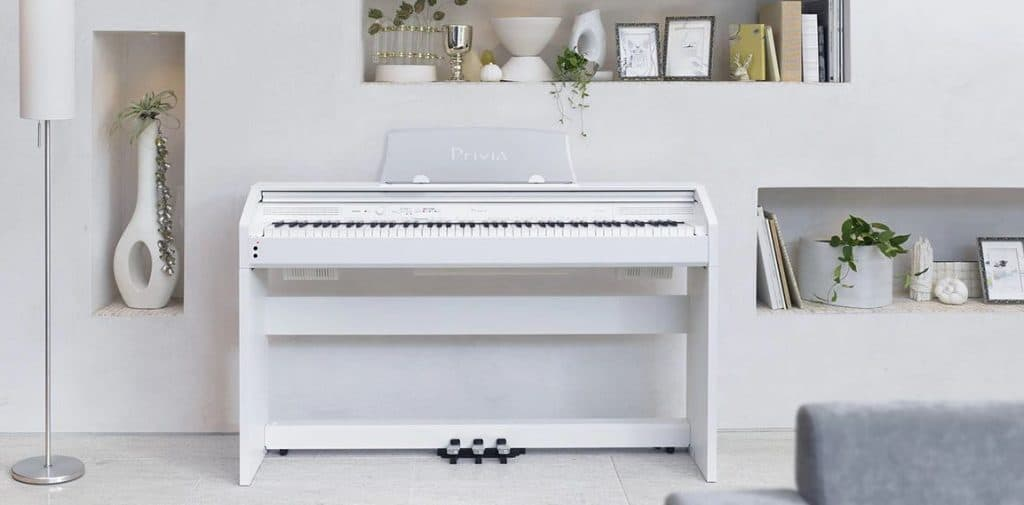 Casio Privia PX 760 Review Digital Piano