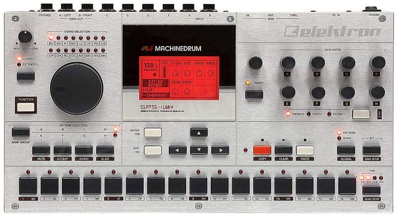 Elektron Machinedrum SPS-1 UW MKII +