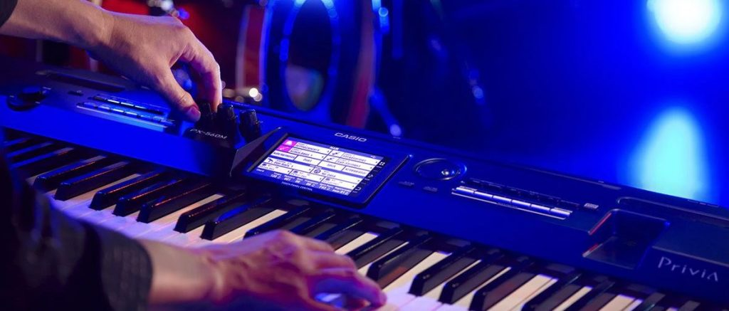 Casio Privia PX Pro 560 Review Stage Digital Piano