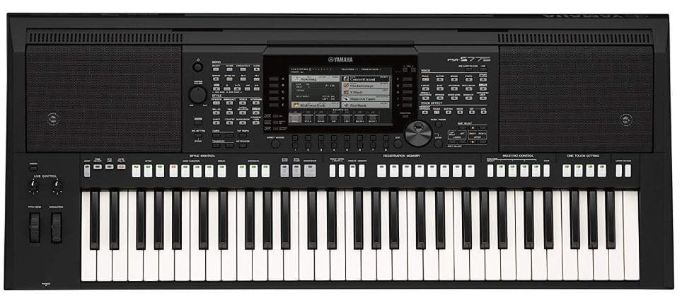 My Experience With PSR S775 Arranger Workstation keyboard