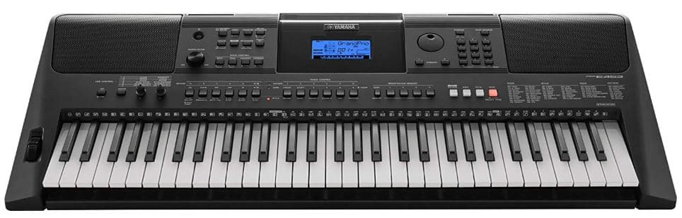 My Experience With Yamaha PSRE453 61-Key Portable Keyboard