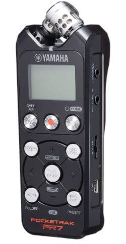Yamaha PR7 Pocket Recorder with Overdub Functions