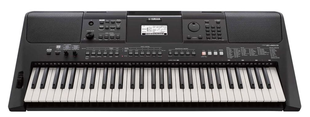 Yamaha PSR-E463 Review