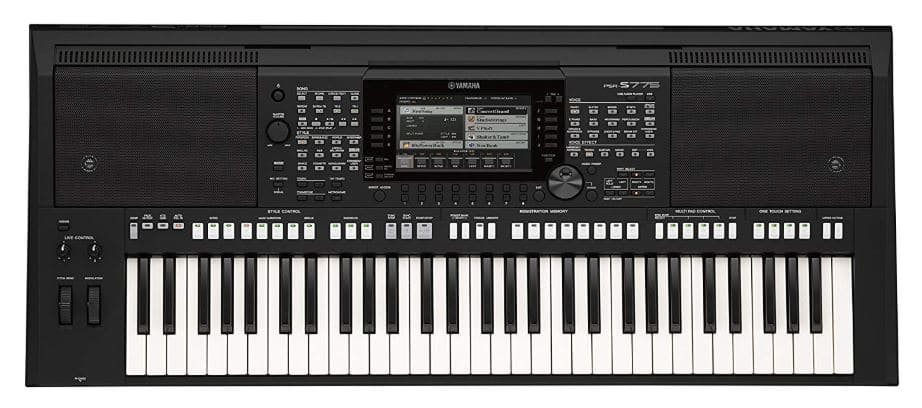 Yamaha PSR S775 Arranger Keyboard Review