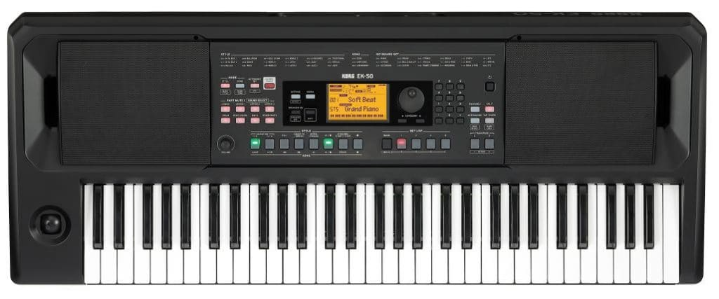Korg EK 50 Review