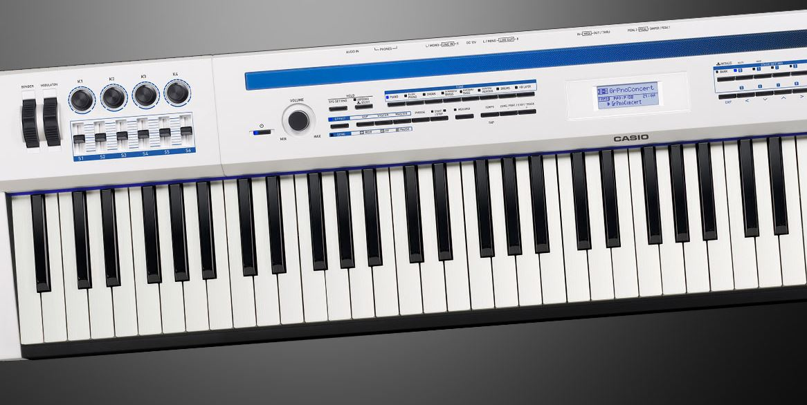 Casio Privia PX 5S Stage Digital Piano Review