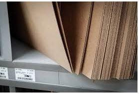 Stiff Cardboard