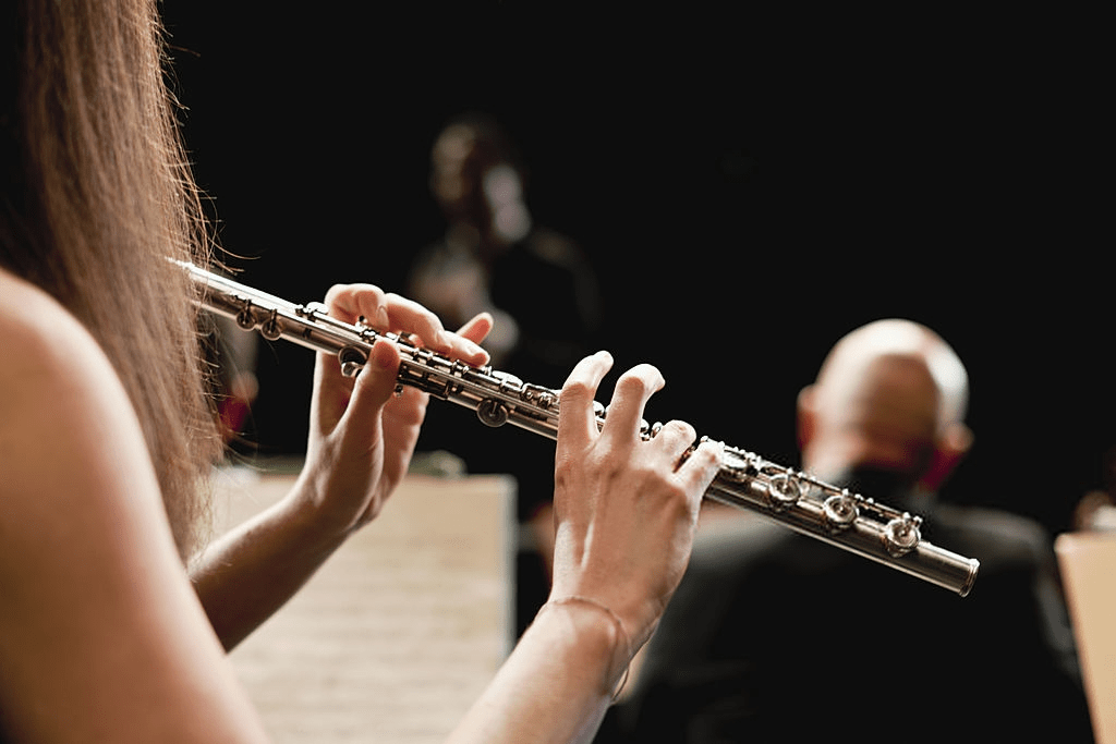 how to read a flute fingering chart