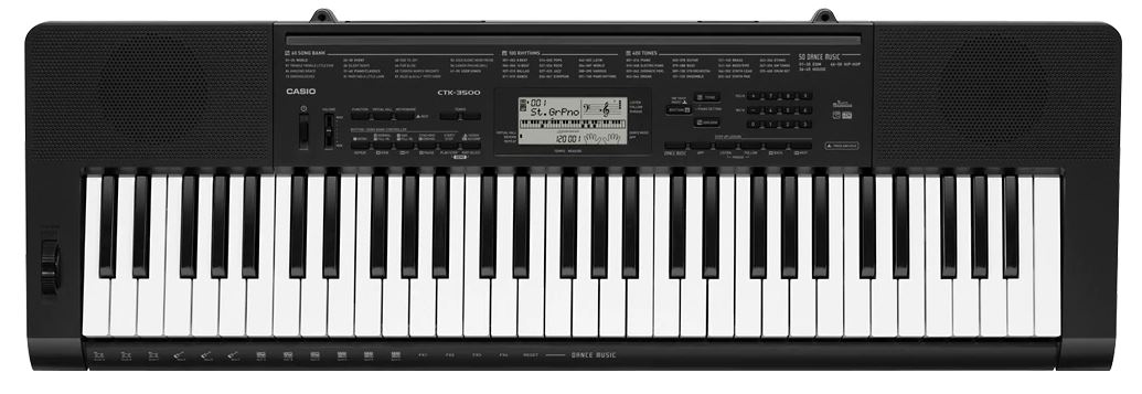 Casio CTK 3500 61 Key Portable Keyboard Review