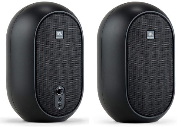 JBL Professional 1 Series, 104 Compact Powered Desktop Reference Monitors