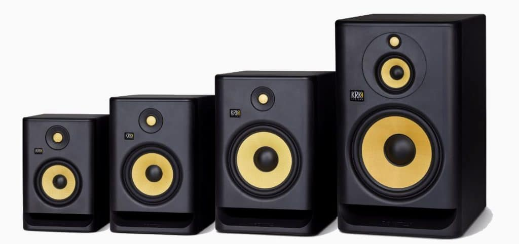 KRK Rokit G4 Monitor Speaker Review