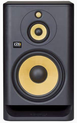 ROKIT 10-3 G4 10 inch 3 way Powered Mid-Field Studio Monitor