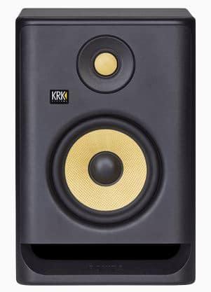 ROKIT 5 G4 5 Inch Powered Near-Field Studio Monitor