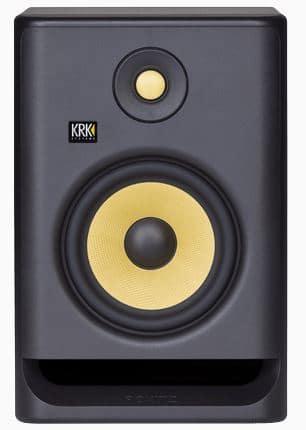 ROKIT 7 G4 7 inch Powered Near-Field Studio Monitor