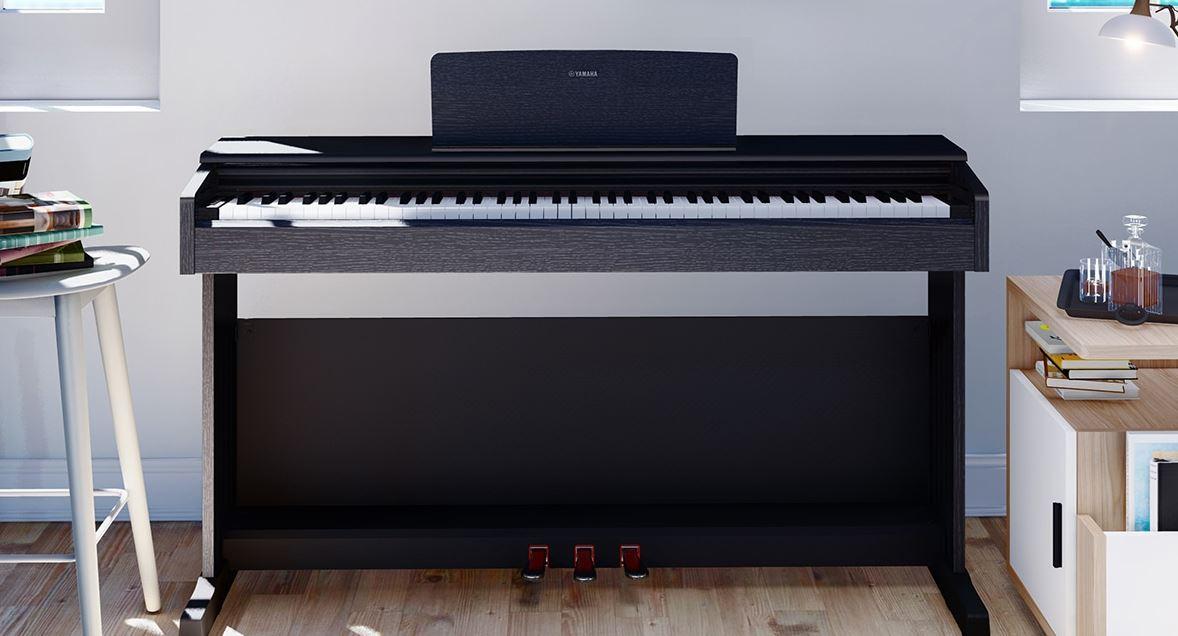 Yamaha Arius YDP 144 Digital Piano - Redefining Sound Brilliance