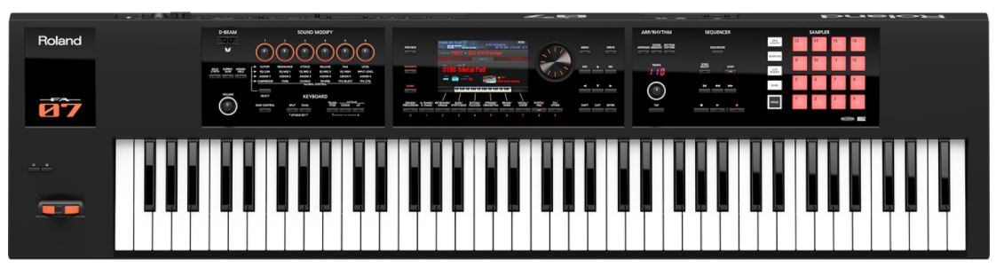 Roland FA 07 Review - The Ultimate Workstation from Roland