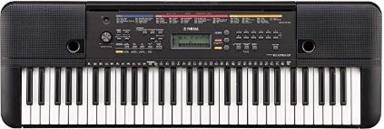 Yamaha Psr-E263 61-Key Portable Keyboard