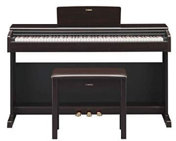 Yamaha YDP144R Arius Series Digital Console Piano with Bench