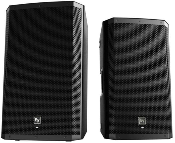 ev speakers 12
