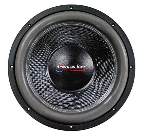 Best 18 Inch Sub woofer American Bass