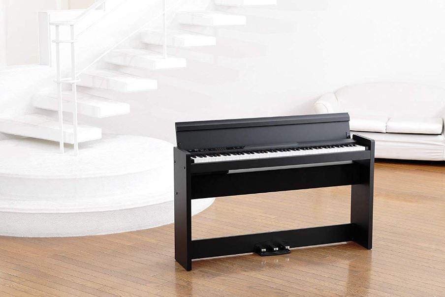 Korg LP 380 Digital Piano Review